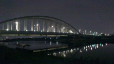 多摩水道橋(鏡面2) - コピー