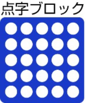 点字ブロック
